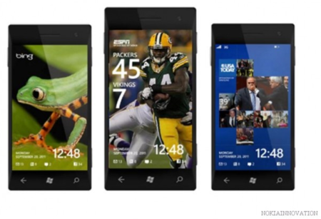Live Wallpapers en la pantalla de bloqueo de Windows Phone 8