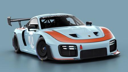 Porsche 935 2019 1