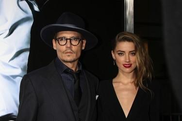 Johnny Depp y Amber Heard, separados por San Valentín... ¿y sin anillo de compromiso?