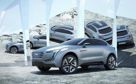 Subaru Viziv Concept, el futuro de Subaru pasa por este prototipo