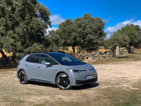 Volkswagen ID.3 prueba