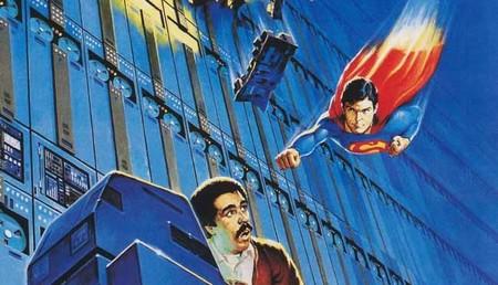 """Cine en el salón. 'Superman III', un humor nada """"súper"""""""