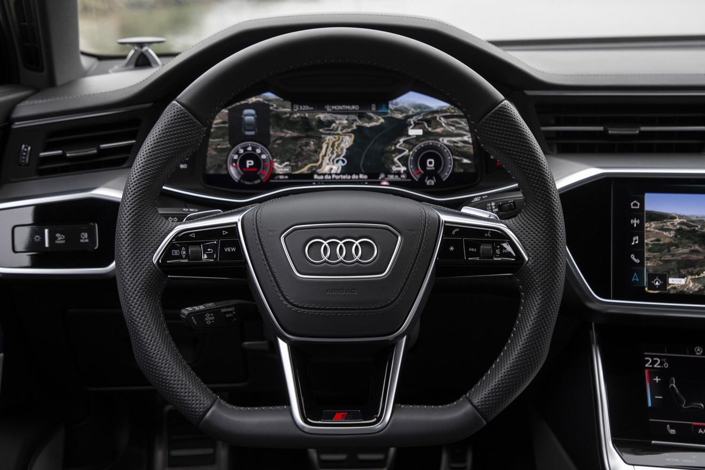 Foto de Audi A6 2018, toma de contacto (88/118)