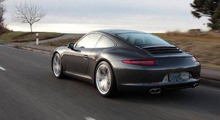 Techart adereza el nuevo Porsche 911