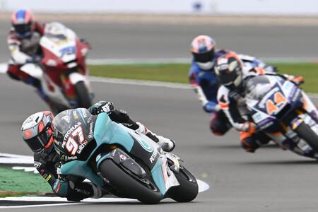 Vierge Silverstone Moto2 2021