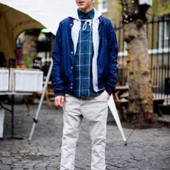 Foto 1 de 14 de la galería el-mejor-street-style-de-la-semana-xxxviii en Trendencias Hombre