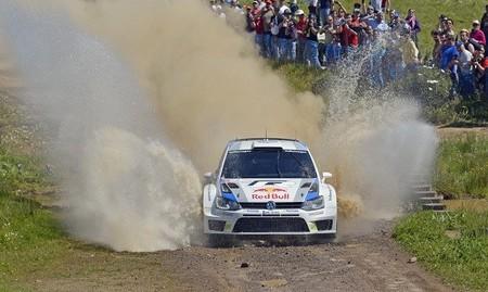 Rally de Portugal 2013: Sébastien Ogier desalienta a Jari-Matti Latvala