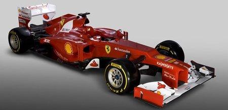Ferrari F2012. El monoplaza de la esperanza