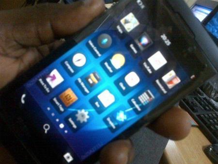 BlackBerry10 OS asoma la patita y enseña nuevos iconos