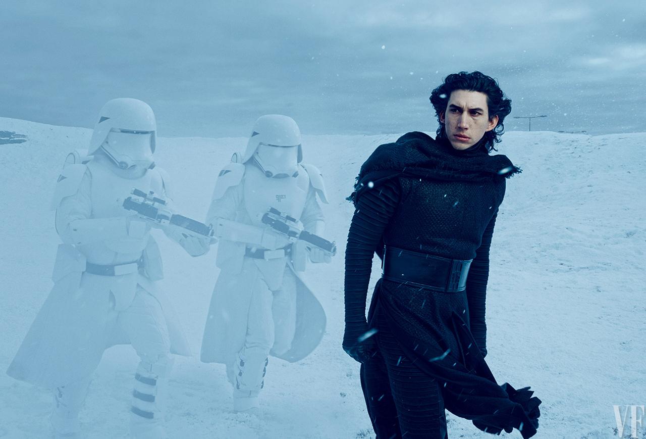 Foto de 'Star Wars VII: El despertar de la fuerza', imágenes de los actores principales (1/16)