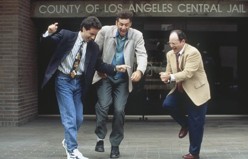 'Seinfeld' se va a Netflix: la plataforma adquiere los derechos de la serie tras perder 'Friends' y 'The...