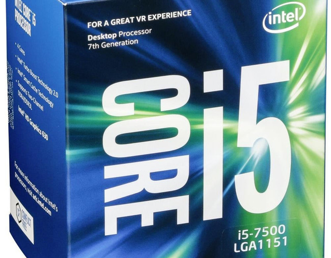 Processador Intel Core I5 7500 Lga 1151 Kaby Lake
