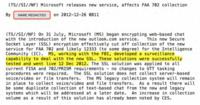 Más filtraciones: Microsoft colaboró con la NSA para la vigilancia en Skype y SkyDrive