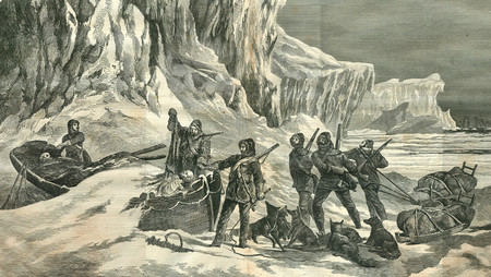 Franklin Expedition Merl