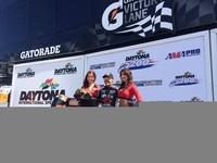 Daytona 200, Triumph vuelve a lo más alto del podio