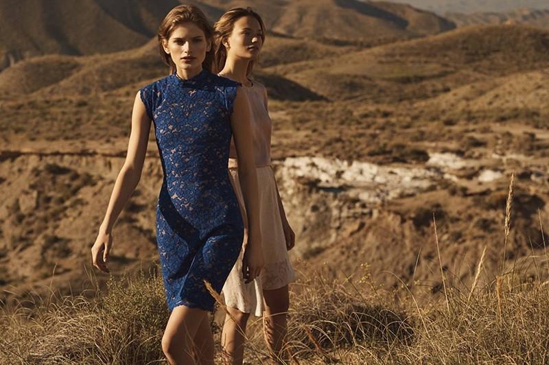 Foto de H&M catálogo de vestidos verano 2017 (4/7)