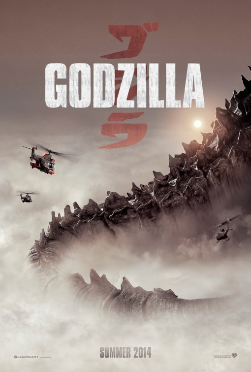 Foto de Carteles de la película 'Godzilla' (3/18)