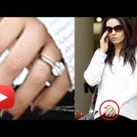 Mila Kunis, ese pedrusco que llevas en el dedo... ¿algo que contar?