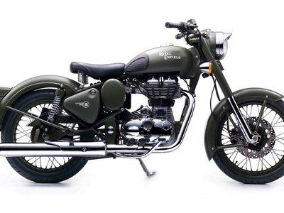 Es oficial: Las clásicas de Royal Enfield se convertirán en motos eléctricas, empezando por la Bullet
