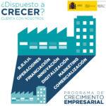 Programa de Crecimiento Empresarial para mejorar la competitividad de la pyme