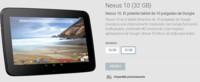 Un nuevo Nexus 10 podría llegar a Google Play próximamente