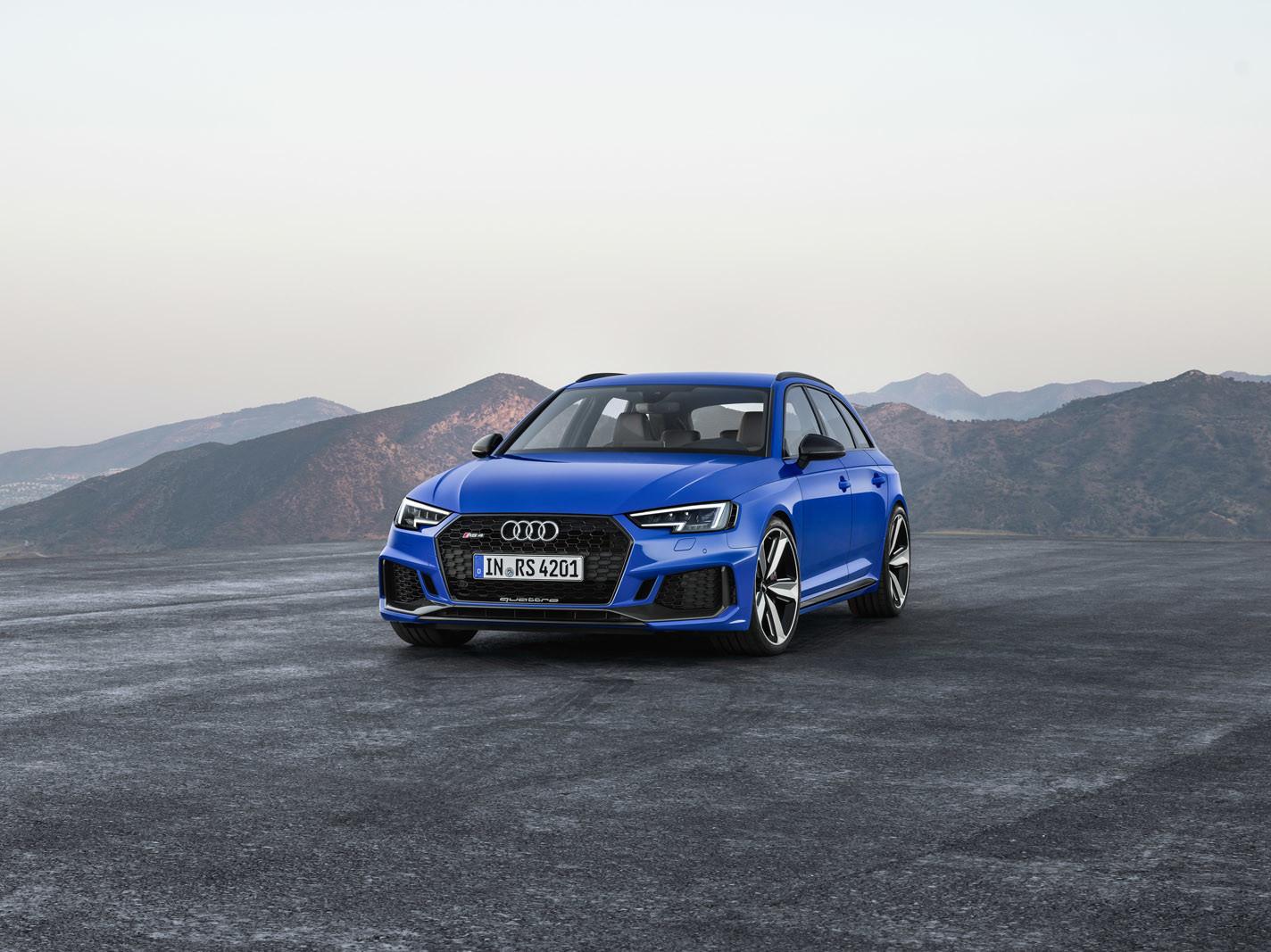 Foto de Audi RS4 Avant 2018 (11/23)