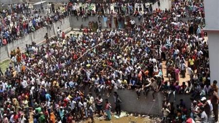 Trendencias noticias: el mundo de la moda conmocionado por el derrumbe del edificio en Bangladesh