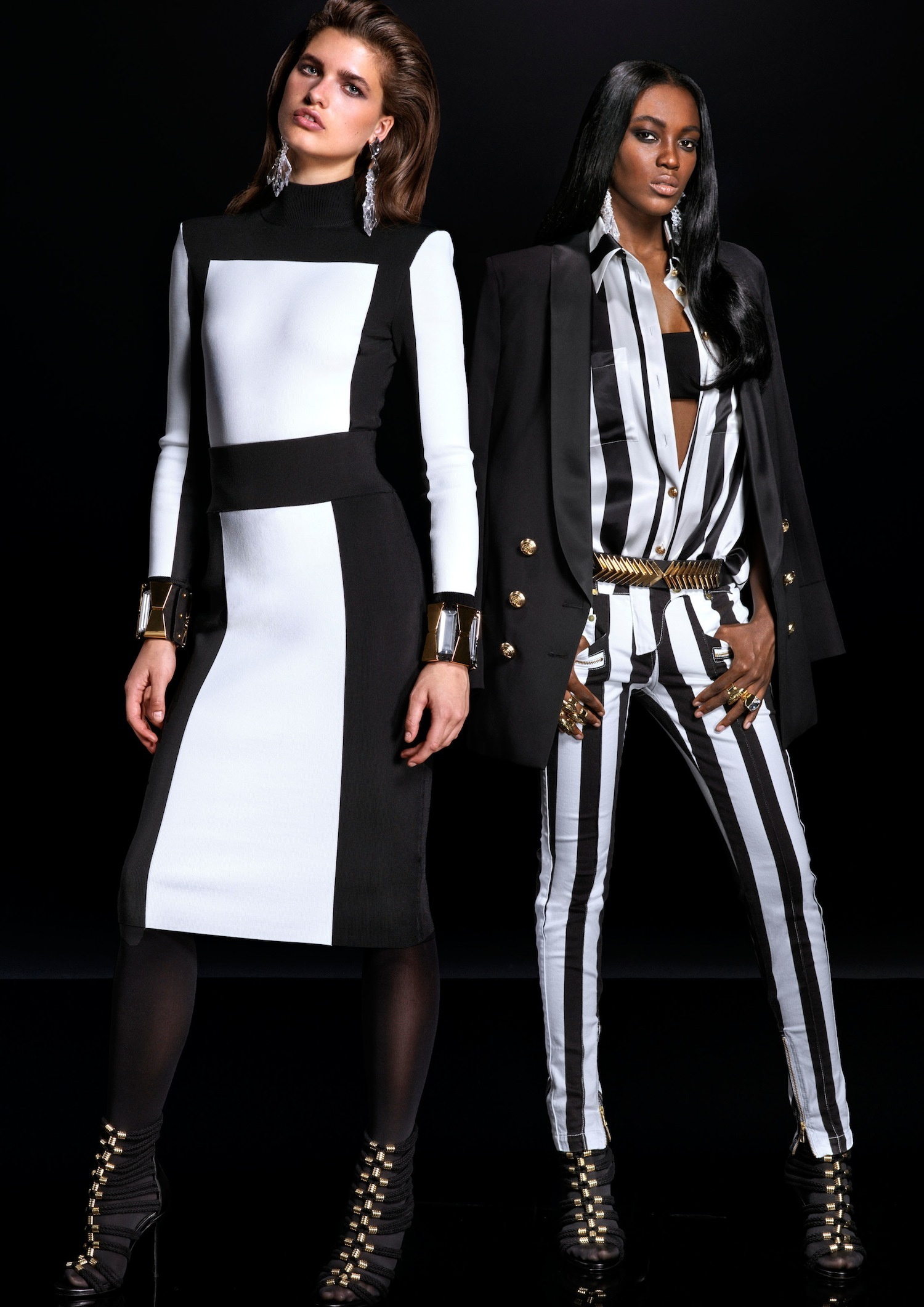 Foto de Lookbook de H&M x Balmain (15/38)