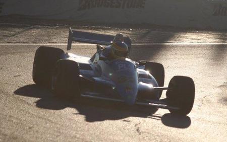 El espectáculo de la FIA Historic Formula 1 en el Jarama Vintage Festival