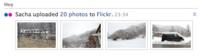 Lifestreaming en Facebook