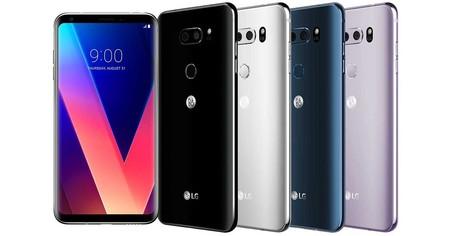El LG V30 se va a los 899 euros, pero regalando auriculares B&O de 149 euros
