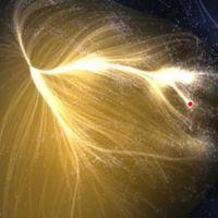 Este es el mapa del universo conocido más detallado y cada píxel equivale a una galaxia