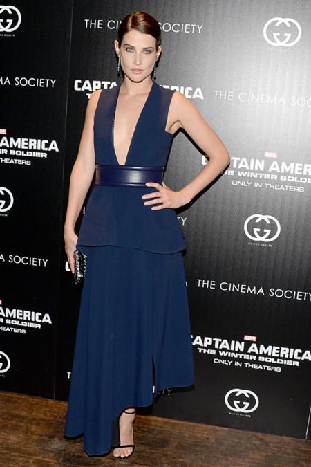 Cobie Smulders Sportmax look