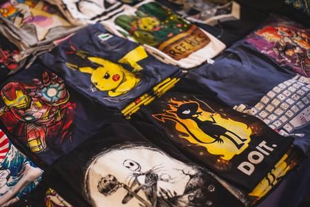 Ofertas de camisetas en eBay: desde marcas como Jack & Jones o DC Shoes a camisetas deportivas o de grupos de rock