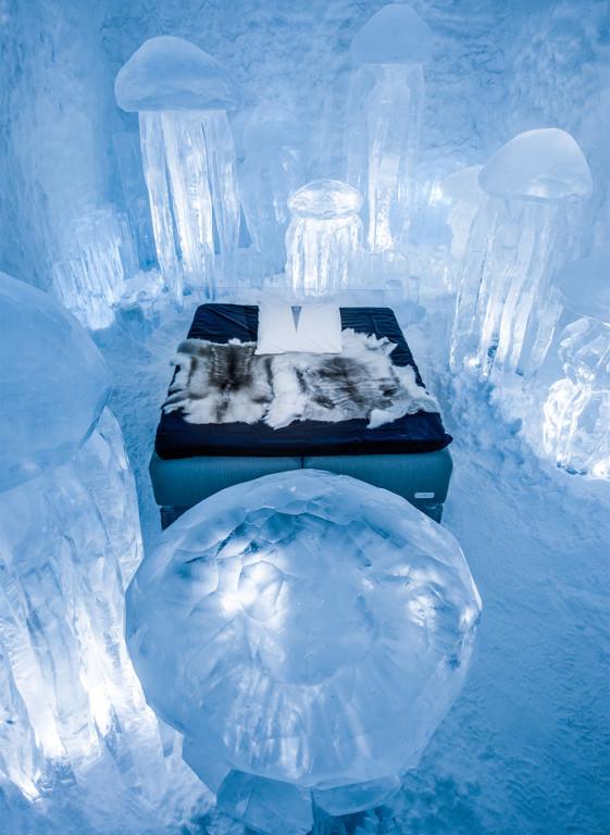 Suecia Ice Hotel