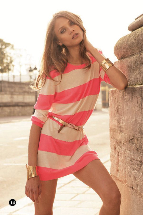 Mango lookbook Primavera-Verano 2012