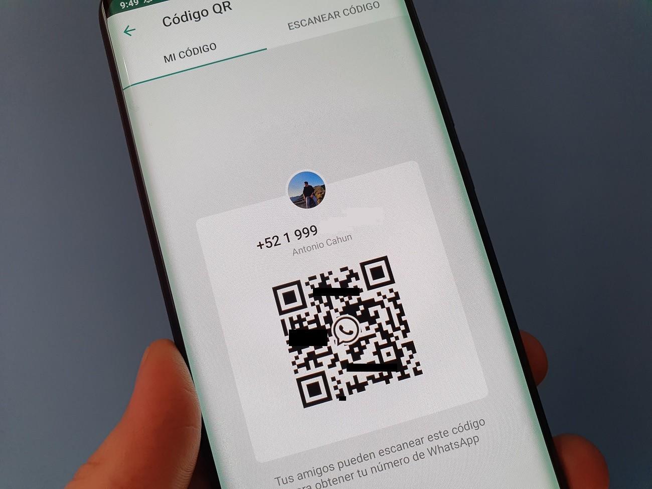WhatsApp prueba con códigos QR una nueva función para hacer más ...