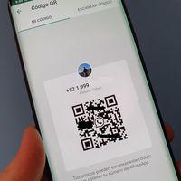 WhatsApp prueba con códigos QR una nueva función para hacer más fácil añadir contactos, así puedes probarla en México