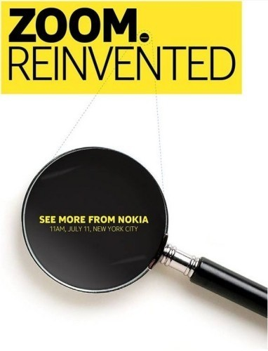 Zoom Reinvented: Nokia lanza el guante a Samsung el 11 de Julio