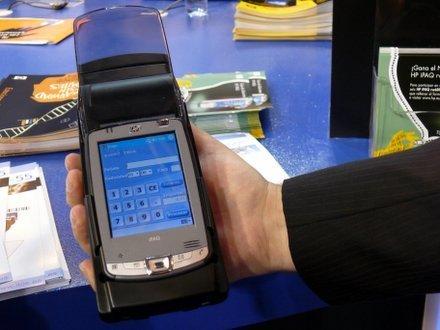 SIMO2006: agendas electrónicas HP