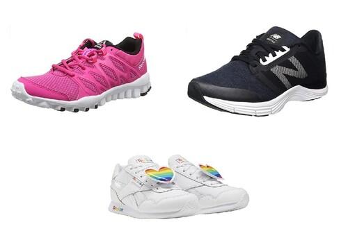 Chollos en tallas sueltas de zapatillas Reebok, Nike o Adidas por menos de 40 euros en Amazon