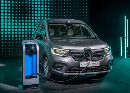 Renault Kangoo Furgon Electric 01