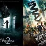 Estrenos de cine | 17 de junio | El nuevo Expediente Warren y las Tortugas Ninja