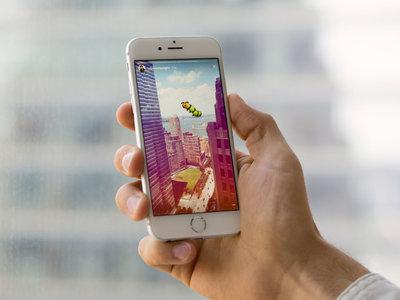 300 millones de usuarios diarios en Instagram y WhatsApp, casi el doble que Snapchat