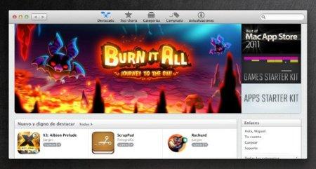 La Mac App Store cumple un año con más de 8900 aplicaciones en su catálogo