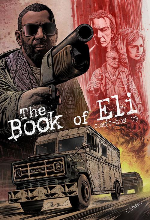 Foto de 'The Book of Eli', nuevas imágenes y tres carteles (1/7)