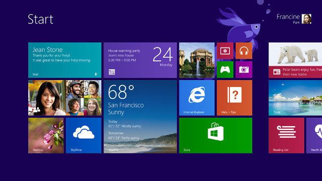 La cuota de Windows 8.1 sube, ¿os gustaría que Windows 8.2 fuera así?