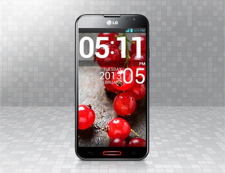 El LG Optimus G Pro también contará con software de seguimiento visual