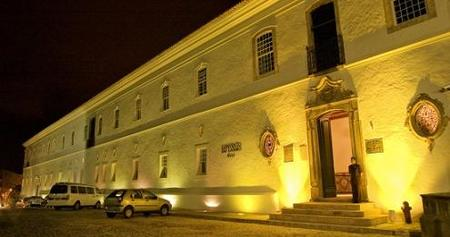 Convento do Carmo, primer hotel histórico de Brasil