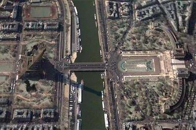 Francia lanza un rival para Google Earth